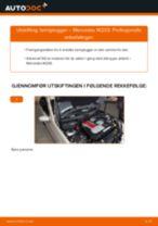 Hvordan bytte Bremseslange bak og foran VW Touran 5t - guide online