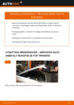 Hvordan bytte og justere Xenonlys MERCEDES-BENZ C-CLASS: pdf håndbøker