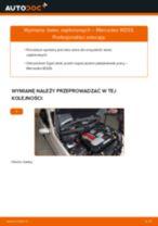 Jak wymienić świece zapłonowe w Mercedes W203 - poradnik naprawy