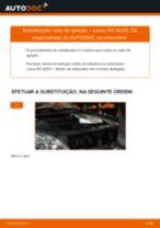 PDF manual de substituição: Vela de ignição LEXUS RX (MHU3_, GSU3_, MCU3_)