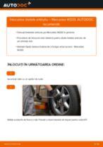 Cum să schimbați: bieleta antiruliu din față la Mercedes W203   Ghid de înlocuire