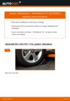 Byta Komplett fjäderben bak och fram VW själv - online handböcker pdf