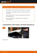 Hvordan bytte og justere Kupefilter MERCEDES-BENZ E-CLASS: pdf håndbøker