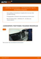Hvordan bytte Bremsecaliper reparasjonssett BMW E39 - guide online