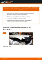 Jak wymienić klocki hamulcowe przód w Mercedes W211 - poradnik naprawy