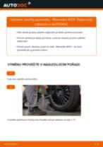 Jak vyměnit přední a zadní Brzdovy buben ALFA ROMEO udělej si sám - online návody pdf