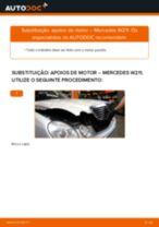 Recomendações do mecânico de automóveis sobre a substituição de MERCEDES-BENZ Mercedes W203 C 180 1.8 Kompressor (203.046) Bobina de Ignição