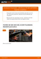 CITROËN C1 Getriebelagerung wechseln Anleitung pdf