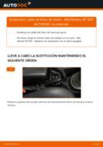 Reemplazar Cable de accionamiento freno de estacionamiento ALFA ROMEO 147: pdf gratis