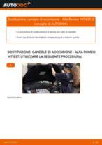 Scopri il nostro tutorial dettagliato su come risolvere il Candele ALFA ROMEO problema