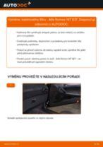 Výměna Tesneni pod viko ventilu na OPEL MERIVA - tipy a triky