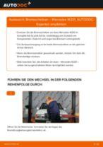 MERCEDES-BENZ 190 Handbuch zur Fehlerbehebung