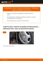 Manual de solução de problemas do MERCEDES-BENZ SPRINTER