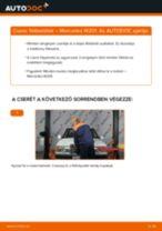 A Féktárcsa cseréjének barkácsolási útmutatója a NISSAN PATHFINDER-on 2020