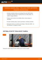 VALEO 186760 už 190 (W201) | PDF keitimo vadovas