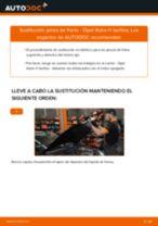 Recomendaciones de mecánicos de automóviles para reemplazar Pastillas De Freno en un OPEL Opel Meriva A 1.6 16V (E75)