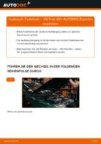 Reparatur- und Wartungsanleitung für COUPE