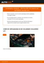 Schokbreker veranderen VW POLO: gratis pdf