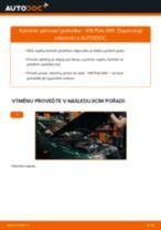 Jak vyměnit Zapalovaci svicka MINI udělej si sám - online návody pdf