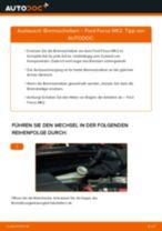 MERCEDES-BENZ 190 Lagerung Achskörper: Online-Handbuch zum Selbstwechsel
