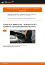 Tipps von Automechanikern zum Wechsel von FORD Ford Focus Mk1 1.8 Turbo DI / TDDi Bremsscheiben