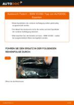 Federn vorne selber wechseln: BMW X3 E83 - Austauschanleitung