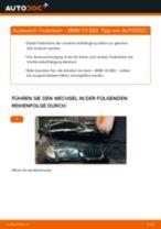 Federbein vorne selber wechseln: BMW X3 E83 - Austauschanleitung