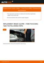 FORD С-MAX service manuals
