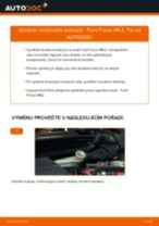 Manuální PDF pro údržbu С-MAX