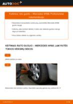 Internetinis vadovas, kaip pačiam pakeisti Kaitinimo žvakės ant Opel Vectra B Caravan j96 Universalas