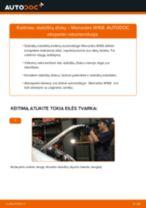 Kaip pakeisti gale ir priekyje Stabdziu Apkabos Laikiklis AUDI Q5 - instrukcijos internetinės