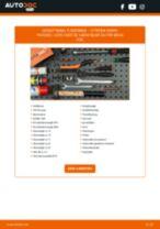 Manuel PDF til vedligeholdelse af BERLINGO