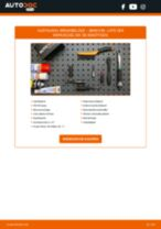 JAGUAR XK140 Convertible Stabistrebe ersetzen - Tipps und Tricks