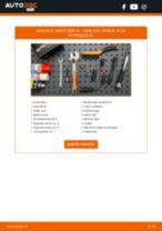 Kako zamenjati zadaj in spredaj Blažilnik BMW 3 (E90) - vodič spletu