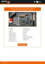 Vodič PDF po korakih za menjavo BMW 3 (E90) Blazilnik