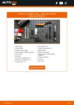 FORD Tourneo Custom Aukštos įtampos laidų pakeisti: žinynai pdf