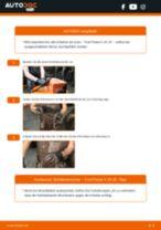 Wie Glühlampe Blinker beim Nissan Primera P12 Limousine wechseln - Handbuch online