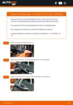 MERCEDES-BENZ B-Klasse Bremsseil ersetzen - Tipps und Tricks