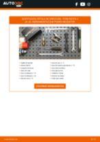 Cambiar Rótula de Dirección FORD FIESTA: manual de taller