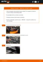 Avtomehanična priporočil za zamenjavo BMW BMW E39 530d 3.0 Metlica brisalnika stekel