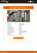 Skoda Fabia 2 Combi Ansaugschlauch, Luftfilter wechseln Anleitung pdf