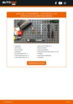 Montage Bremssattel Reparatur Set FORD FIESTA V (JH_, JD_) - Schritt für Schritt Anleitung