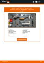 Kā mainīties Stūres šķērsstiepņa uzgalis VW GOLF PLUS (5M1, 521): pdf rokasgrāmata