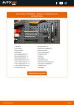 Wie Bremsbackensatz für Trommelbremse hinten und vorne beim SUBARU VIVIO wechseln - Handbuch online