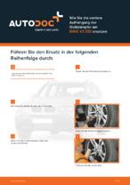 BMW-Reparaturanleitung mit bildlichen Darstellungen