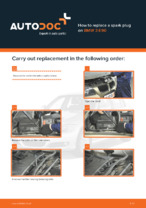BMW - repair manual with illustrations