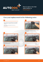 FORD - repair manual with illustrations
