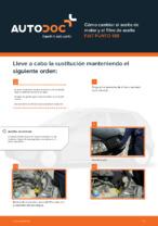 FIAT - manuale de reparación con ilustraciones