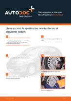 CITROËN - manuale de reparación con ilustraciones