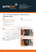 OPEL - manuale de reparación con ilustraciones